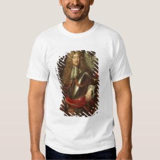 Portrait of King James II, c.1690 Tshirts
