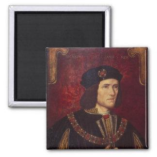 Portrait of King Richard III Magnet