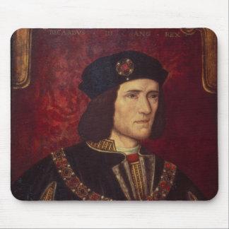 Portrait of King Richard III Mouse Mat