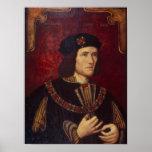 Portrait of King Richard III Poster