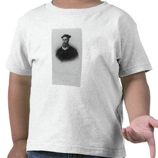 Portrait of Knox from Lodge s British Portraits Tees