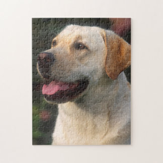 Portrait Of Labrador Retriever, Hilton Jigsaw Puzzle
