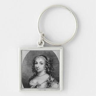 Portrait of Lady Denham Key Ring