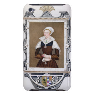 Portrait of Lady Jane Grey (1537-54) 'Nine-Days Qu iPod Touch Case-Mate Case