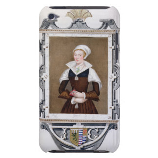 Portrait of Lady Jane Grey (1537-54) 'Nine-Days Qu iPod Touch Cases