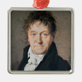 Portrait of Lazare Nicolas Marguerite Carnot Christmas Ornament