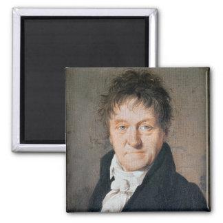 Portrait of Lazare Nicolas Marguerite Carnot Refrigerator Magnet
