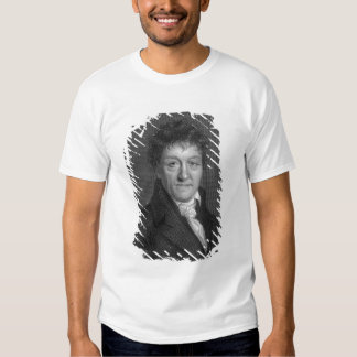 Portrait of Lazare Nicolas Marguerite Carnot Shirt