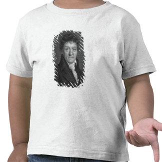 Portrait of Lazare Nicolas Marguerite Carnot Shirts