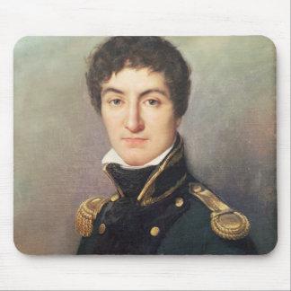 Portrait of Lazare Nicolas Mouse Mat