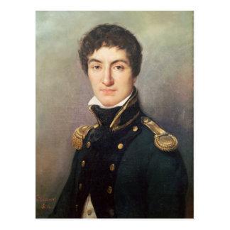 Portrait of Lazare Nicolas Postcard