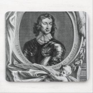 Portrait of Lieutenant General John Mouse Mat