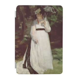 Portrait of Lise, 1867 iPad Mini Cover