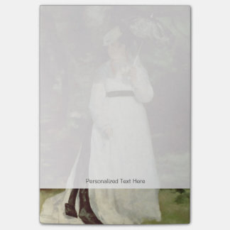 Portrait of Lise, 1867 Post-it® Notes