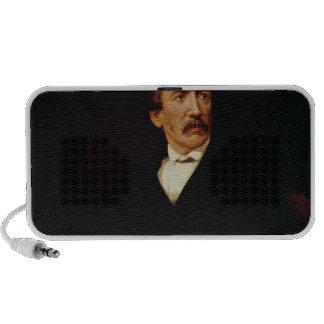 Portrait of Livingstone Mini Speaker