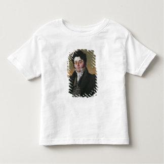 Portrait of Louis Auguste Baudelocque Toddler T-Shirt