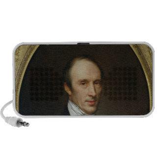 Portrait of Louis Cauchy Laptop Speaker
