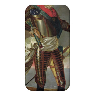 Portrait of Louis-Jean-Marie de Bourbon iPhone 4 Covers