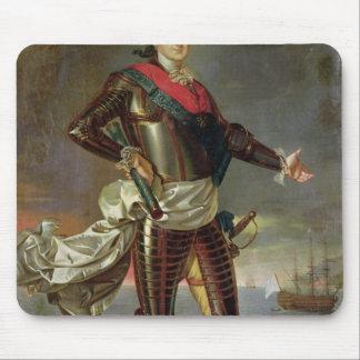 Portrait of Louis-Jean-Marie de Bourbon Mouse Mat