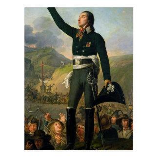 Portrait of Louis-Marie de Salgues  Marquis Postcard
