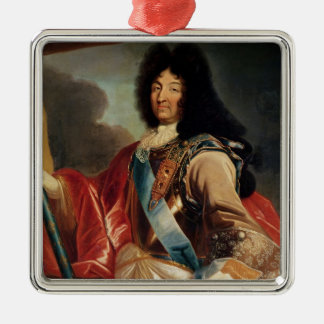 Portrait of Louis XIV 2 Christmas Ornament