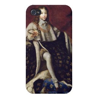 Portrait of Louis XIV  aged 10, 1648 iPhone 4 Case