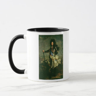 Portrait of Louis XIV Mug