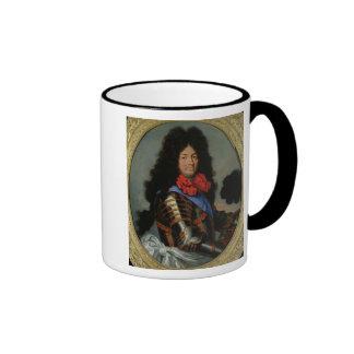 Portrait of Louis XIV Coffee Mug
