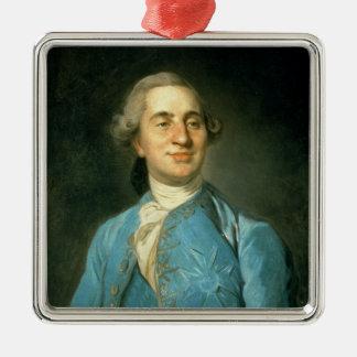 Portrait of Louis XVI  1775 Christmas Ornament