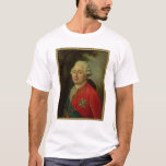 Portrait of Louis XVI  King of France T-Shirt