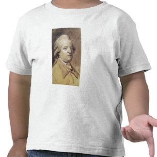 Portrait of Louis XVI King of France Tees