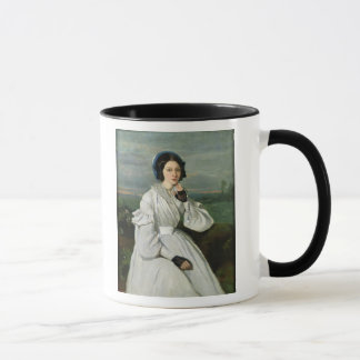 Portrait of Louise Claire Sennegon Mug