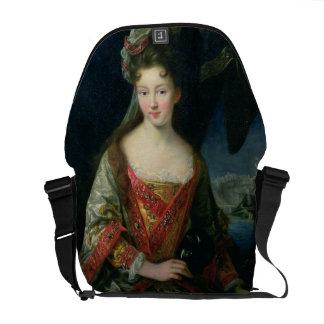 Portrait of Louise-Hippolyte (1687-1731), Princess Commuter Bags