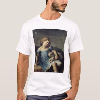 Portrait of Louise Vernet as a Child, 1818-19 T-Shirt