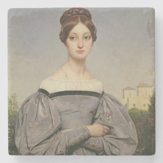 Portrait of Louise Vernet  Daughter of the Stone Coaster
