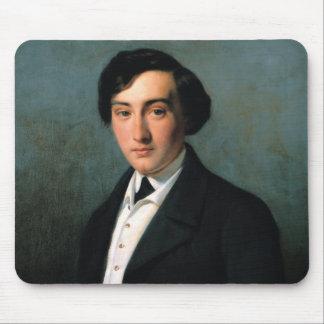 Portrait of Lucien Petipa  1849 Mouse Mat
