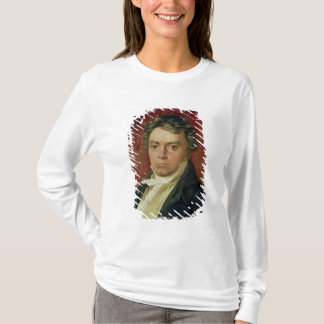 Portrait of Ludwig Van Beethoven T-Shirt