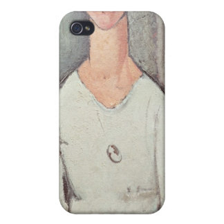 Portrait of Madame Chakowska, 1917 iPhone 4/4S Cover