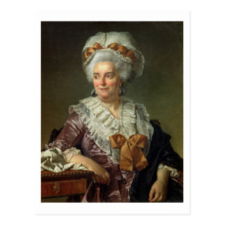 Portrait of Madame Charles-Pierre Pecoul, nee Pota Postcard