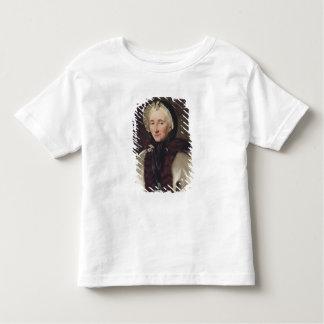 Portrait of Madame Francoise de Graffigny Toddler T-Shirt