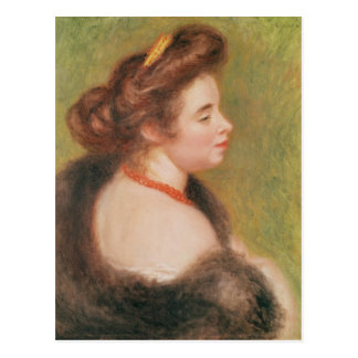 Portrait of Madame Maurice Denis, 1904 Postcard