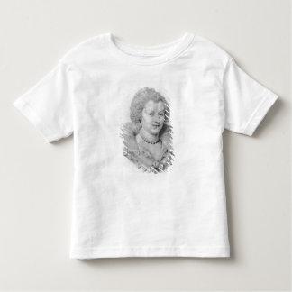 Portrait of Magdeleine de Souvre Toddler T-Shirt