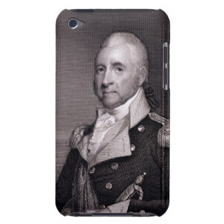 Portrait of Major General John Brooks, engraved by iPod Case-Mate Case