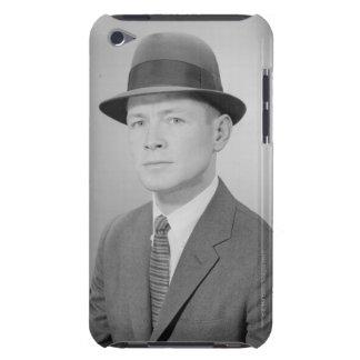 Portrait of Man iPod Touch Case