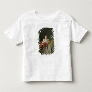 Portrait of Marceline Desbordes-Valmore Toddler T-Shirt