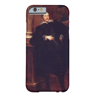 Portrait of Marcello Durazzo (oil on canvas) Barely There iPhone 6 Case