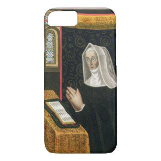 Portrait of Margaret Beaufort, Countess of Richmon iPhone 7 Case