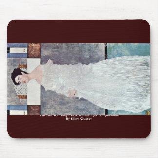 Portrait Of Margaret Stonborough-Wittgenstein Mouse Pad