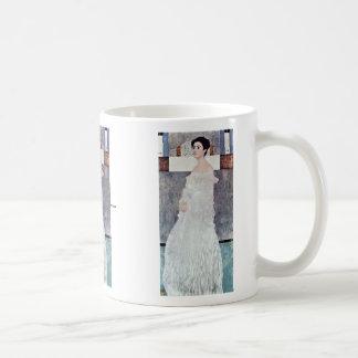 Portrait Of Margaret Stonborough-Wittgenstein Coffee Mugs
