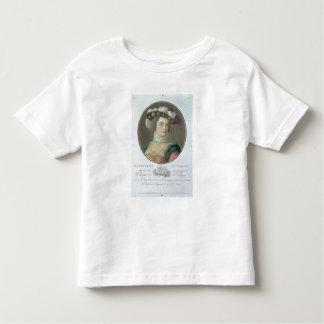 Portrait of Marguerite de Valois (1492-1549), 1787 Toddler T-Shirt